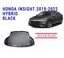 Rezaw-Plast  Rubber Trunk Mat for Honda Insight 2019-2022 Hybrid