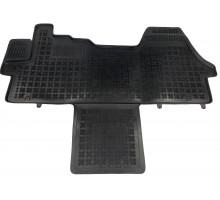 Rezaw-Plast Rubber Floor Mats Set for Dodge Ram Promaster 2014-2022 1500 2500 3500