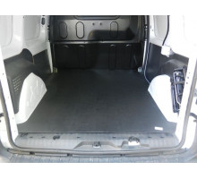 Rezaw Plast Flat rubber cargo mat for Ford Transit Connect Long version only 2014-2022